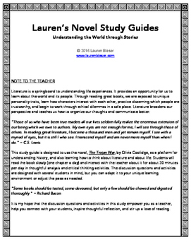 The Trojan War Study Guide