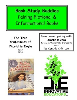 The True Confessions of Charlotte Doyle -  Fictional and I