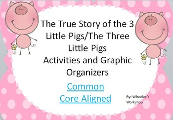 The True Story of the 3 Little Pigs/The Three Little Pigs