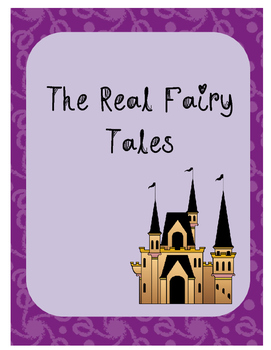 The True Version of Fairy Tales for Big Kids!