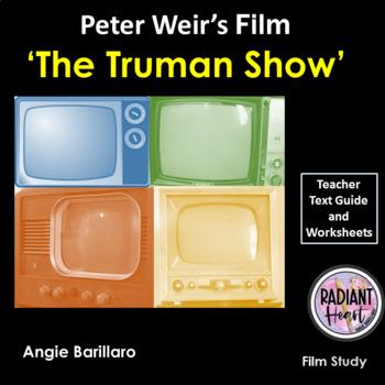 The Truman Show Teacher Text Guide & Worksheets