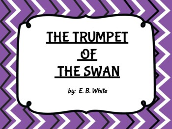 The Trumpet of the Swan SCOOT Cards