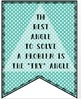 """The """"Try"""" Angle Bulletin Board/Banner Set"""