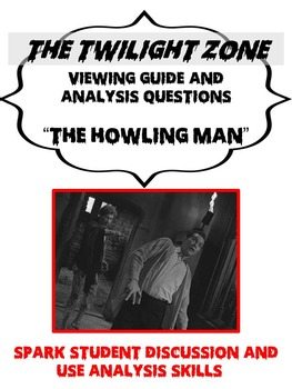 """The Twilight Zone: """"The Howling Man"""" Viewing Guide"""