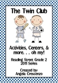 The Twin Club Reading Street Grade 2 2011 & 2013 Series
