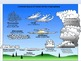 The Types of Clouds! (graphic organizer for note taking in