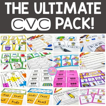 The ULTIMATE CVC Pack