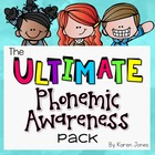 The ULTIMATE Phonemic Awareness Pack