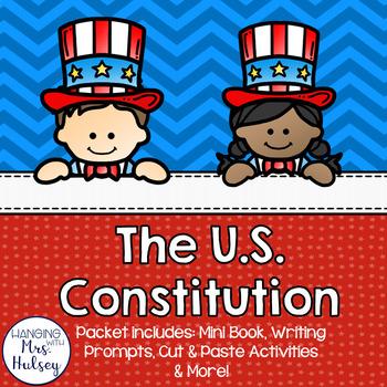 The U.S. Constitution: Mini-Book & Printables
