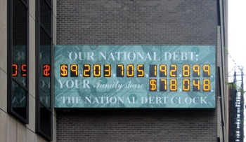 The US National Debt Powerpoint