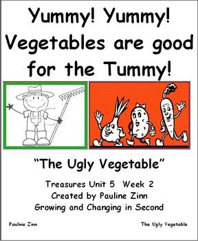 The Ugly Vegetable - Treasures Theme 5 Week 2