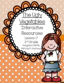 The Ugly Vegetables Interactive Resources (Aligned with Jo