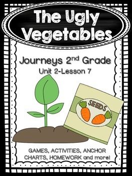 The Ugly Vegetables Journeys 2nd Grade (Unit 2 Lesson 7) S