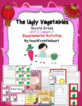 The Ugly Vegetables (Journeys Unit 2 Lesson 7)