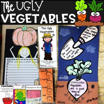 The Ugly Vegetables Supplement Materials Aligned with Jour