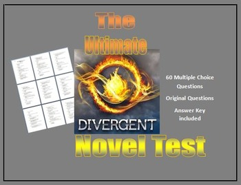 The Ultimate Divergent Novel Test