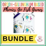 The Ultimate Go Fish! Phonics Games Bundle! Orton-Gillingh