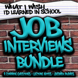 The Ultimate Job Interview Workbook Bundle - Special Educa