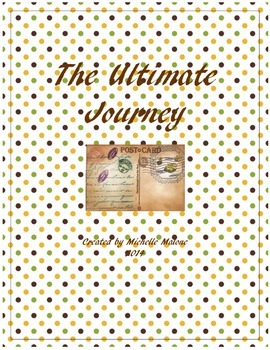 The Ultimate Journey - Geography and Ancestral Research Project
