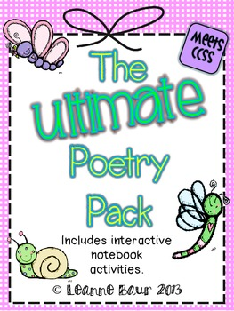 The Ultimate Poetry Pack