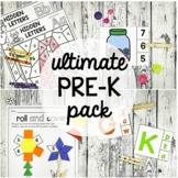 Ultimate Preschool Activity Pack