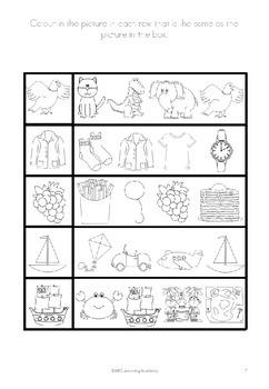 The Ultimate Preschool Workbook Sample