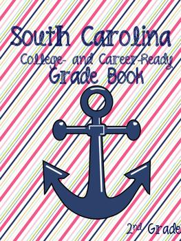 The Ultimate South Carolina Grade Book (2nd Grade)