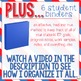The Ultimate Special Education Binder - Red White Blue {ed
