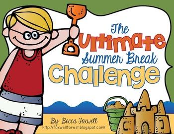The Ultimate Summer Break Challenge