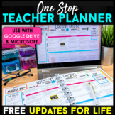 Teacher Binder - Editable - FREE Updates for Life!