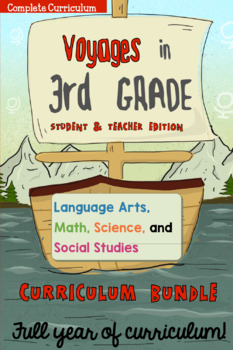 The Ultimate Third Grade Digital Textbook Bundle