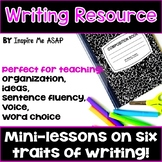 The Ultimate Writing Resource for any Teacher