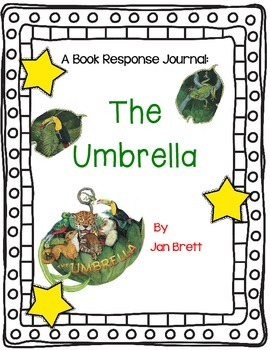 The Umbrella by Jan Brett- A Complete Book Response and Re