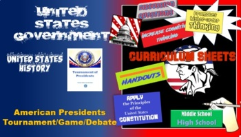 The United States Presidents  - Tournament of Presidents