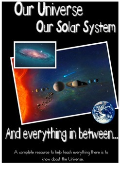Space, The Universe, Solar System and Everything in-betwee