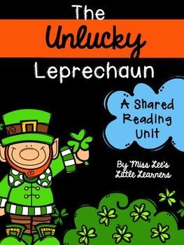 """The Unlucky Leprechaun"" Shared Reading Unit"