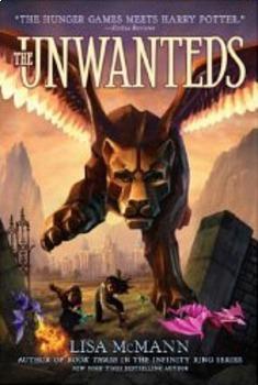The Unwanteds - Literature Unit-Activities-Graphic Organizers