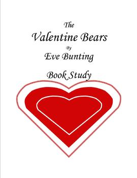 """The Valentine Bears"" Book Study"