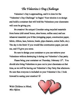 The Valentine's Day Challenge