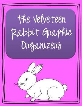 The Velveteen Rabbit Graphic Organizers