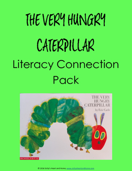 The Very Hungry Caterpillar Literacy Connection Pack