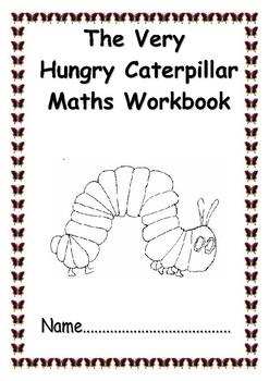 The Very Hungry Caterpillar Math Workbook