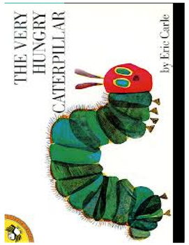 The Very Hungry Caterpillar Student Story Pack (PPT)