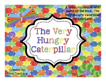 The Very Hungry Caterpillar Unit