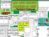 The Very Hungry Caterpillar Unit from Teacher's Clubhouse