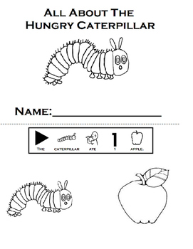 The Very Hungry Caterpillar Wookbook: Adapted, Retell (Aut