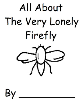 The Very Lonely Firefly Read Aloud/Vocabulary Book