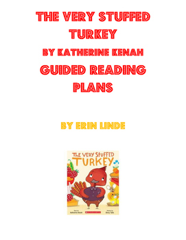 The Very Stuffed Turkey Guided Reading/Whole Group Reading