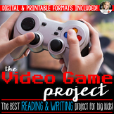 The Video Game Project: An End-of-Year ELA Activity for Up