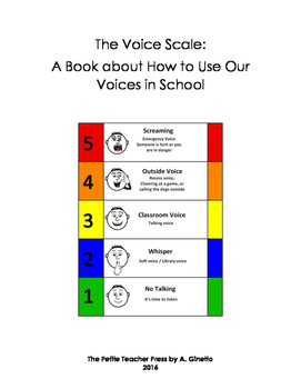 The Voice Scale Book